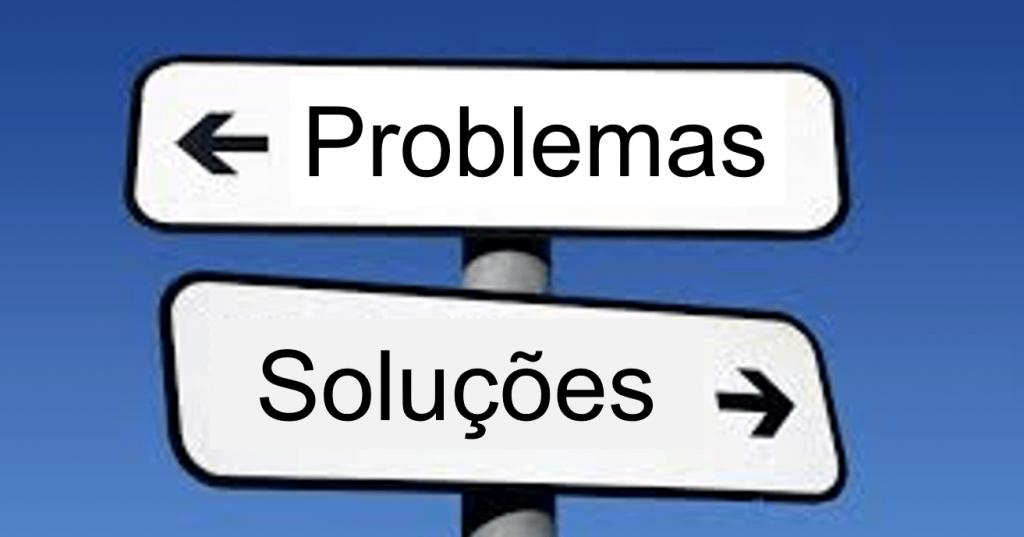 Problemas e Soluções